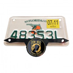 Black Mount and Plate Powmia7